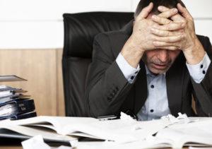 Трудности на работе