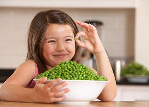 Есть овощ