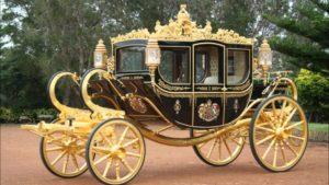 Сказочный транспорт