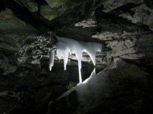 Ледяной холод во мраке