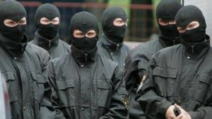 Вооруженные лица