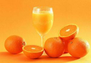 Цвет апельсинов