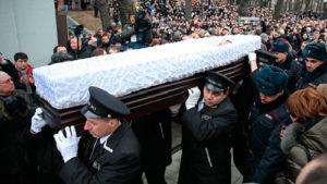 приснились похороны знакомого человека к чему это