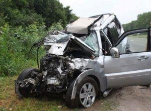 Попасть в аварию