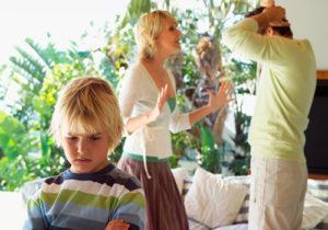 Семейные разногласия
