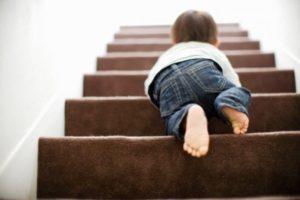 Движение по лестнице