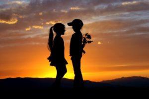Ощущение влюбленности