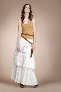К чему снится юбка длинная розового