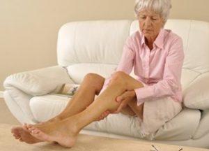 Болезненные ноги