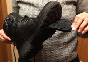 Ботинки развалились