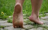 Детские ступни