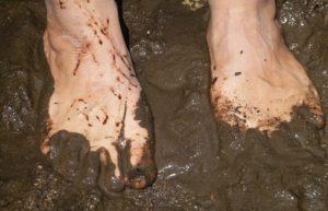 Большие грязные ноги фото 662-324