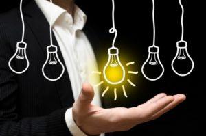 Возникновение идеи