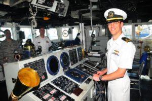 Быть капитаном