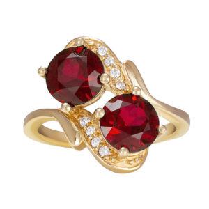 Рубиновое украшение