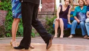 Смотреть на танец