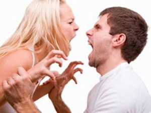Ссоры между супругами