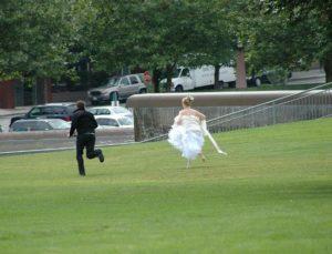 Побег с церемонии