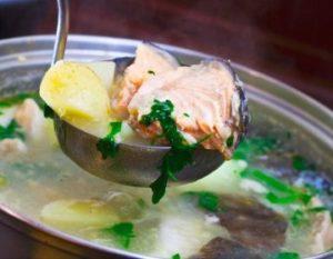 Есть рыбное блюдо