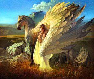 Прикрывает крыльями