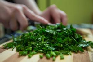 Крошить для салата