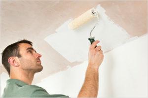 Обновлять потолочное покрытие