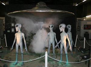 На инопланетном транспорте