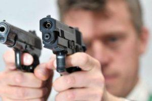 Стреляют в безоружного