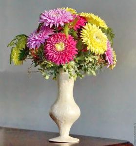 В красивой вазе