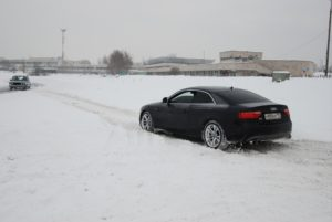 Ледяная трасса