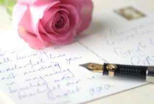 Бумажные письма
