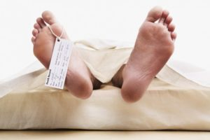 Смерть во время родов
