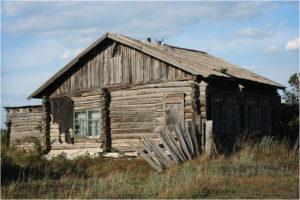 Неухоженные дома
