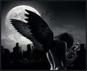 Черные крылья
