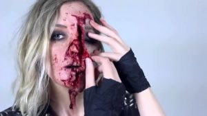 Видеть кровь