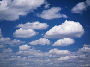 Маленькие облака