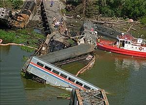 Катастрофа на мосту