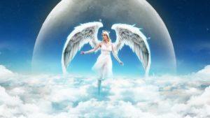 Парящий в небе