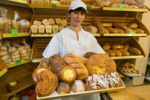 Продавать хлеб