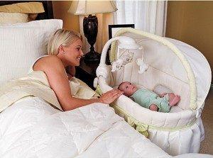 Качать ребенка