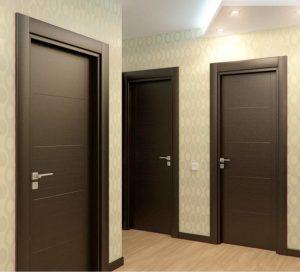 Много дверей