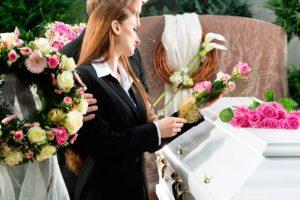Петь на похоронах
