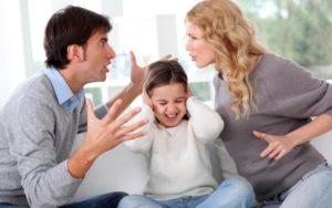 Семейные ссоры и склоки