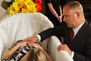 Смерть супруги
