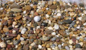 Мелкие камешки