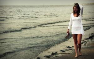 Гулять по береговой линии