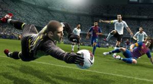 Играть в футбол