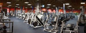 Место для занятий спортом