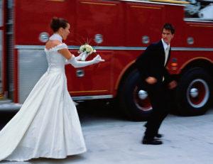Убегать от невесты