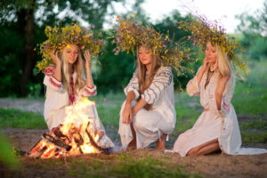 Народные ритуалы